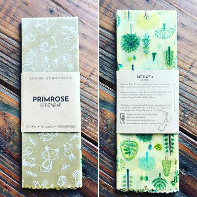 Primrose Bees Wrap
