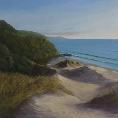 Leslie Cleary NZ Artist