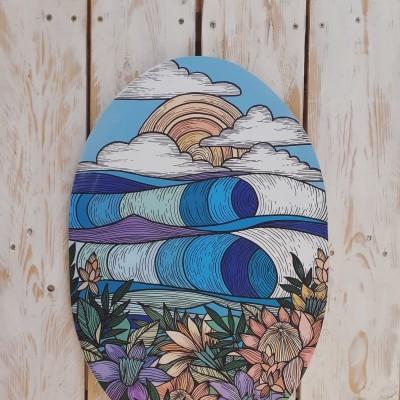 Ocean and Arts