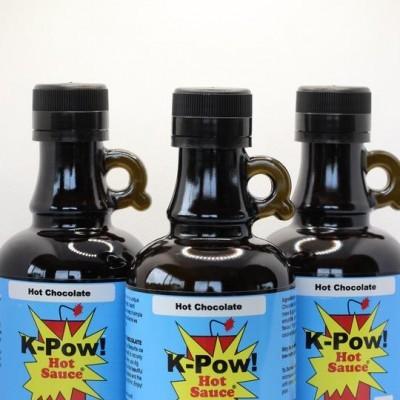 K-Pow Hot Sauce