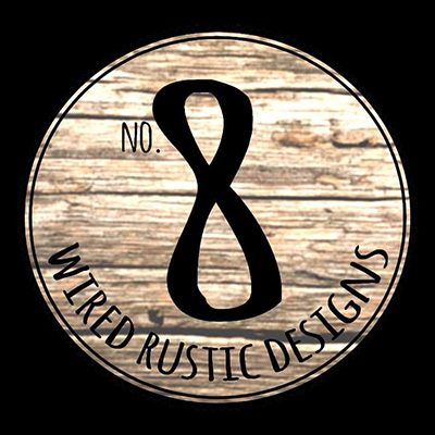 No8 Wired Rustic Designs