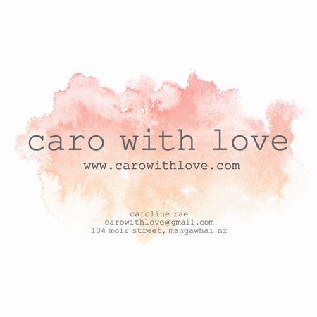 Caro With Love