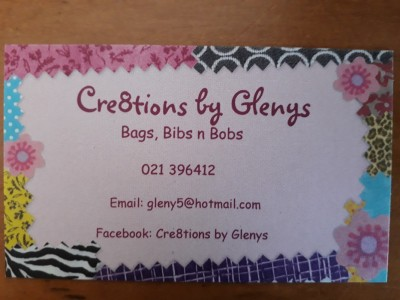 Cre8tions by Glenys