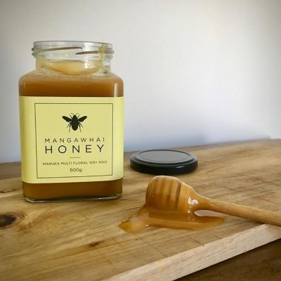 blackswamp / mangawhai honey
